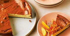 Martha Stewart takes us on an Italian holiday at home with this delicious ricotta cheesecake. The cheesecake is served with a citrus-vanilla compote.