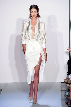 Altuzarra Spring 2014 Ready-to-Wear Collection  - ELLE.com