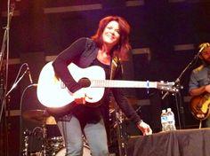 Rosanne Cash, noon concert at WXPN, Philadelphia, PA, Nov. 29, 2013