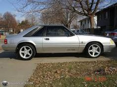 Image result for 1984 ford mustang