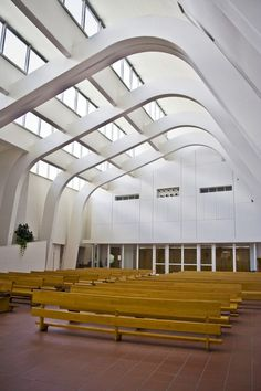 Alvar Aalto. Riola Church