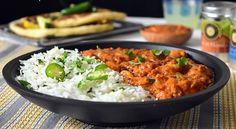 Poulet Massala S'il y a bien un plat garanti d'être dans chaque restaurant Indien c'est bien le P...
