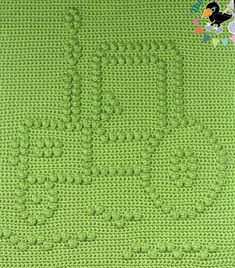 Ravelry: Farm Tractor Baby Blanket pattern by Marilyn Sehn