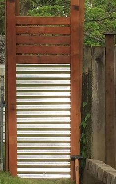 73 Best Corrugated metal fence/gate images in 2019