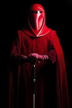 Royal Guard from Star Wars by Jarrod W. Fredericks of 501st Star Wars Costuming Club - Comicpalooza 2013