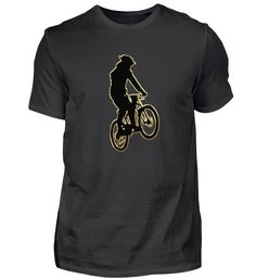 Bike Freerider T-Shirt Bike, Mens Tops, Fashion, Cotton, Bicycle Kick, Moda, La Mode, Trial Bike, Bicycle