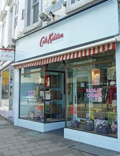 Cath Kidston, Wimbledon Village, Homegirl London. I want to go to this store soooo bad !!! One day :)