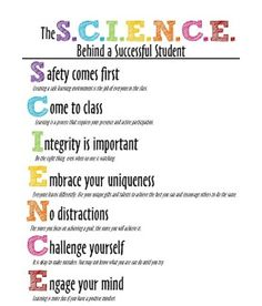 A great way to approach science learning!