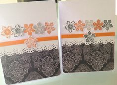 Two matching cards for any occasion.