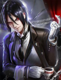 Black butler (term 6 reward)
