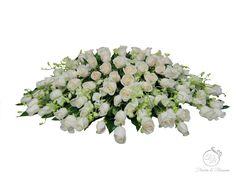 Funeral cascade Toronto - Flowers and Blossoms Casket Sprays, Sympathy Flowers, Funeral Flowers, Blossoms, Toronto, Wreaths, Plants, Flowers, Door Wreaths