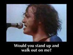 [NOT MINE] Woodstock: Joe Cocker - With A Little Help From My Friends - ...