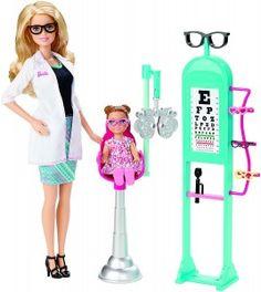 Barbie jako Okulistka CMF42