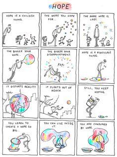 INCIDENTAL COMICS: Hope