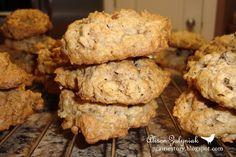 Oatmeal Crasin Breakfast Cookies - WW Flour I'd sub Raisins for the Craisins