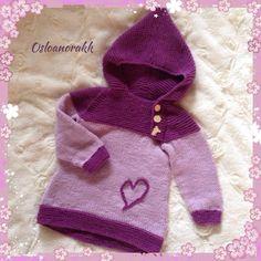 Osloanorakk Baby Barn, Oslo, Knit Patterns, Knits, Embroidery, Knitting, Sweaters, Fashion, Foxes