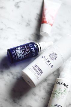 Green Beauty Skincare Brands: Kahina Giving Beauty, Grown, Pot of Gold, Pai, Kypris, Melvita, Oskia, RAAW in a jar, Weleda, Caudalié - teetharejade.com