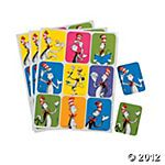 Cat in the Hat Stickers {Goody Bags}