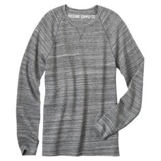 Mossimo Supply Co. Men's Long Sleeve Thermal - Assorted Colors