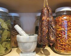 Charcuterie: Off The Grid Food Storage For Meats