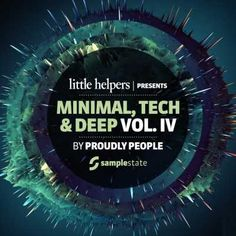 Minimal Tech and Deep Vol.4 MULTiFORMAT-AUDIOSTRiKE, Tech, NNXT, MULTiFORMAT, Minimal Tech, Minimal, Kontakt, HaLion, EXS24, Deep, AUDIOSTRiKE, Magesy.be