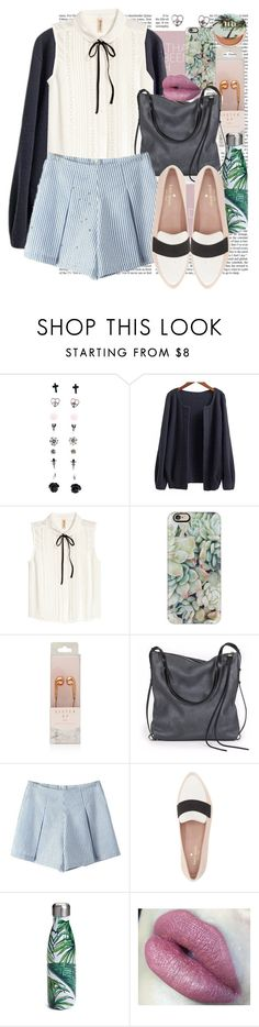 """""""fabulous ~"""" by shiarlie-sosa on Polyvore featuring H&M, Casetify, Ina Kent, Kate Spade, S'well and Urban Decay"""