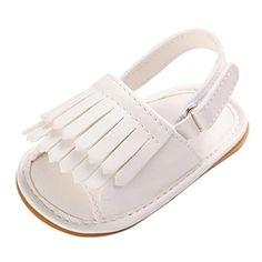 Voberry Summer Baby Girls' Tassel Leather Sandals Soft So... https://www.amazon.com/dp/B06XCHSXDF/ref=cm_sw_r_pi_dp_x_TPO.ybF1AAWWF