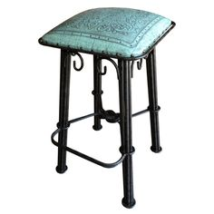 """Much too pricey for me but I love these. New World Trading Western 30"""" Bar Stool with Cushion & Reviews 