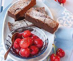 Kardinalschnitte Ober Und Unterhitze, French Toast, Breakfast, Recipes, Food, Gallery, Schokolade, Baking, Cherries