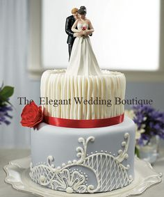 """Wedding Cake Toppers Found At """"TripleClicks""""!!! 