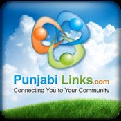 Punjabi Links App In the Apple Store... Click on image... check it out...  1st Business Directory App in the Punjabi Community