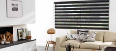Night and Day blinds by Direct Order Blinds. Control of light and privacy at your finger tips.