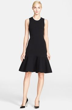 kate spade new york 'fluted' stretch sweater dress available at #Nordstrom
