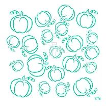 2 Ts Stencils cookie stencils. Fall Cookies, Pumpkin Cookies, Pumpkin Stencil, Sugar Love, Halloween Stencils, Graduation Cookies, Teal Colors, Cake Decorating Supplies, Cookie Designs