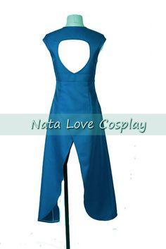 Blue dress daenerys love