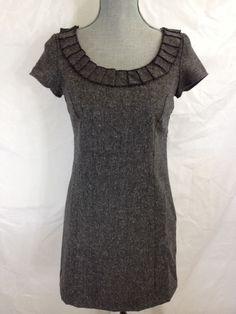 Classic Fall Staple Ann Taylor Dress  #AnnTaylorLOFT #WeartoWork