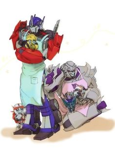 Babyformers......Oh. My. Primus. This. Is. A. D. O. R. A. B. L. E.
