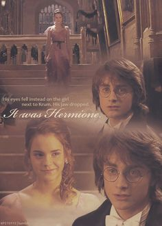 It was Hermione