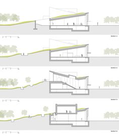 Gallery of Passive House Pavilion of Longfor Sundar / SUP Atelier - 36 - Passi. - Gallery of Passive House Pavilion of Longfor Sundar / SUP Atelier – 36 – Passive House Pavili - Architecture Concept Diagram, Green Architecture, Futuristic Architecture, Sustainable Architecture, Residential Architecture, Architecture Details, Rendering Architecture, Architecture Diagrams, Chinese Architecture