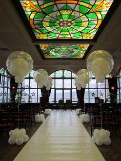 Heliumballonnen als decoratie - De Ballonnenkoning