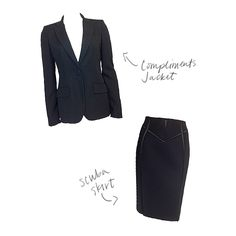 La Perla Day to Night like Suit and Tie. Shop #teddiesforbettys