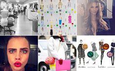 Wer während der New York Fashion Week live vor Ort sein darf, kann sich freuen - alle anderen aber auch. Hier kommen die 10 besten Instagram-Accounts, um auch von daheim aus stets up to date zu sein: http://on.elle.de/1AdJUoa