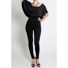 http://www.salediem.com/shop-by-size/xl-2xl-3xl/plus-off-shoulder-jumpsuit.html #salediem #fashion #women'sfashion #tblackandwhite #lplus