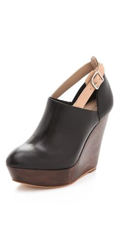 Normally not a fan, but maybe these with some cute skinnies?