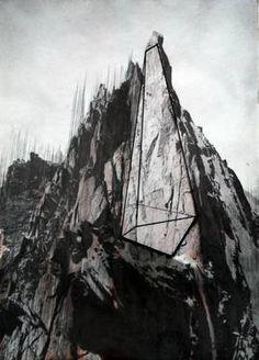 mountain box shard 2 Niki Hare United Kingdom