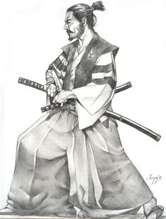 Samurai by igoryglesias on DeviantArt