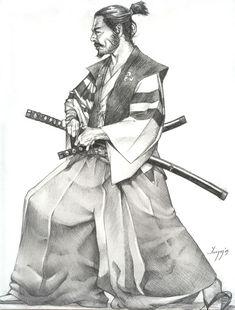 Samurai by igoryglesias on DeviantArt