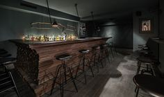 SAINT JEAN BERLIN - Simple bar with delicious drinks in stylish ambience