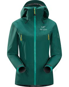 Beta LT Jacket Women's Lightweight, waterproof/breathable jacket made from GORE-TEX® Pro with supple yet durable N40p-X face fabric. Kept us dry on a 2 day trip in southern UT's Capital Reef National Park, where it never stopped raining.