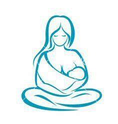 Beautiful breastfeeding tattoo